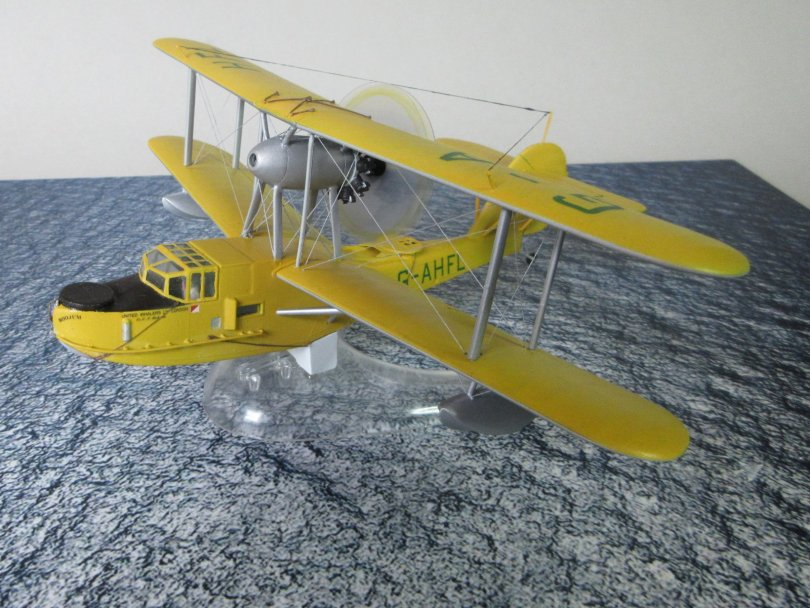 Revell 1/72 Supermarine Walrus completed 6