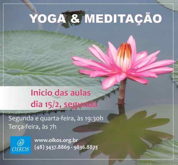 Inicio yoga 2016