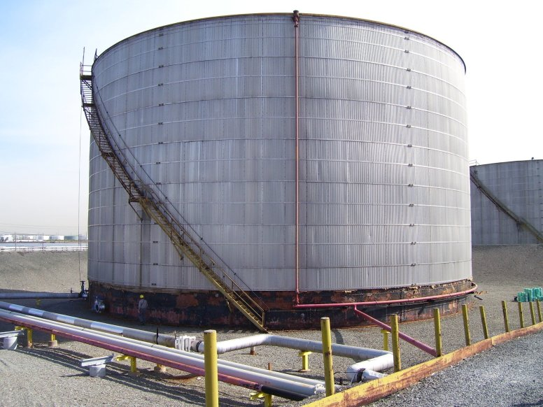 3 MG No. 6 Oil blending tank - Staten Island, NY