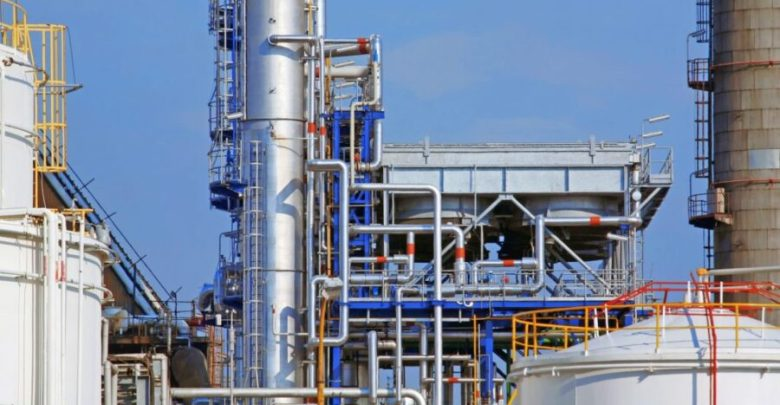 refinerías