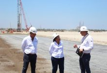 Photo of Concluyen cimentación de plataforma terrestre de Dos Bocas