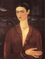 self-portrait-in-a-velvet-dress