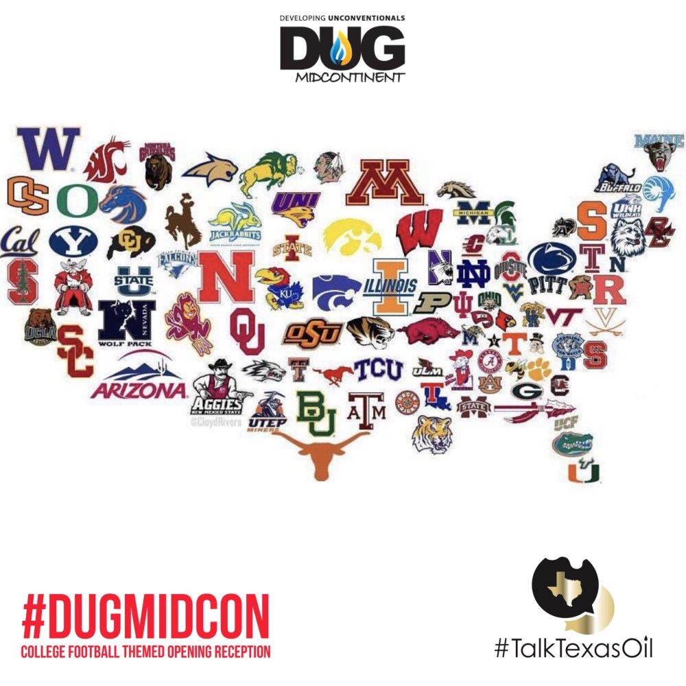 Talk Texas Oil at DUG MIDCON