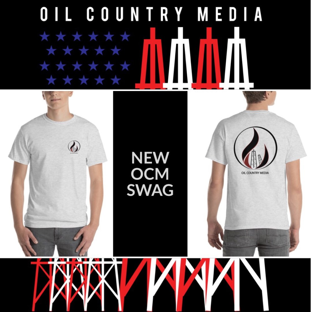 Oil Country Media Gear - Athletic Heather