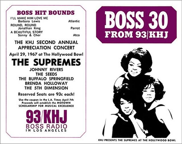 KHJ Appreciation Night 1967