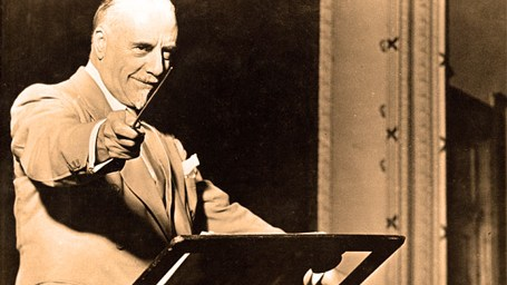 Sir Thomas Beecham And The Royal Philharmonic In Concert – 1947 – Past Daily Weekend Gramophone