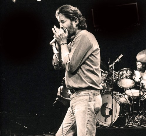 Paul Butterfield - straight-up, spreadin' the message.