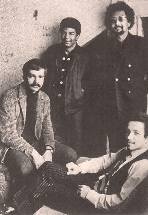The Charles Lloyd Quartet - Boldly heading into Free-Jazz territory.