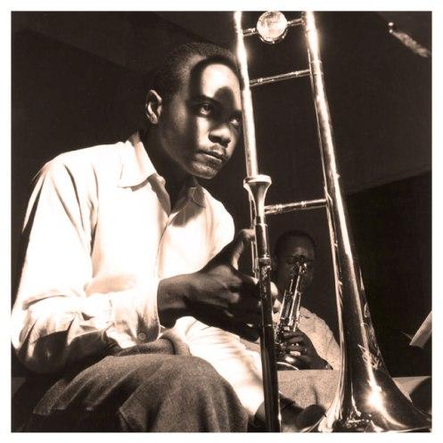 J.J. Johnson - A Trombone giant.