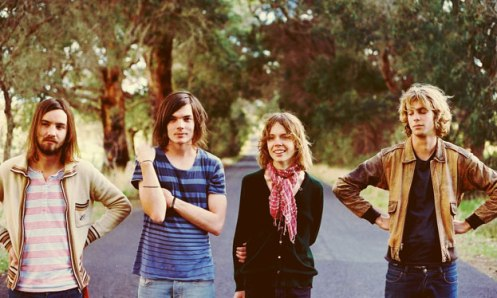 Tame Impala - Heading to a Festival near you in 2013.