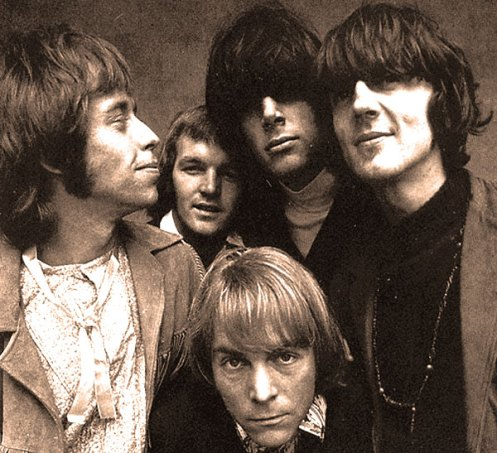 Moby Grape - by 1969 Skip Spence (Left) was gone and so was a lot of optimism.