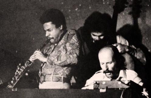Weather Report - along with Miles Davis, provided the radical kick in the ass of Jazz.