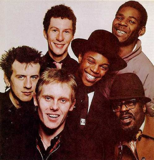 The Beat (or English Beat) - not the kind of band you'd fall asleep to.