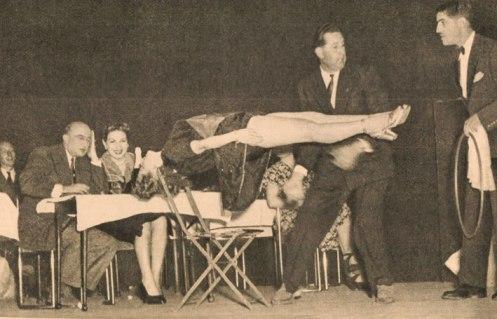 European Balancing Act - Paris - 1948