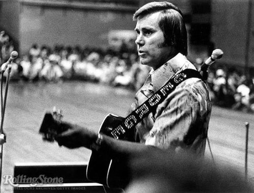 "George Jones - RIP - ""Greatest Living Country Singer"""