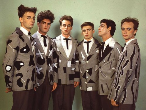 Split Enz - Nothing, if not original.