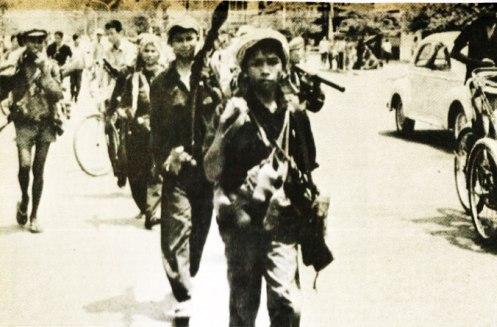 Enter: Khmer Rouge.