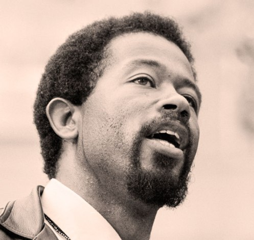 Eldridge Cleaver - iconic leader of The Black Panthers in the 60s - went haywire along the way.