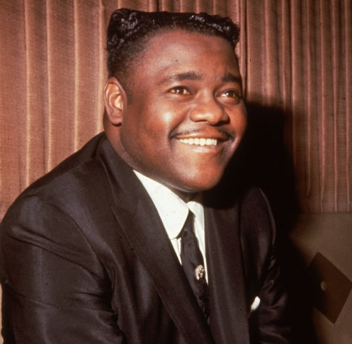Fats Domino - if Rock were Royalty he'd be a King.