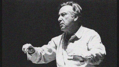 Legendary Russian Conductor who visited Los Angeles not nearly enough.