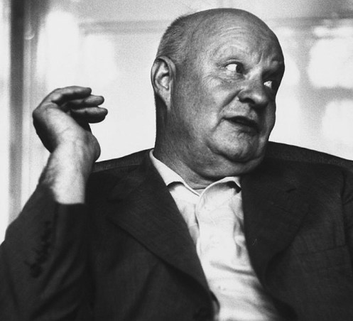 Paul Hindemith - one of the vital figures in 20th Century Music.