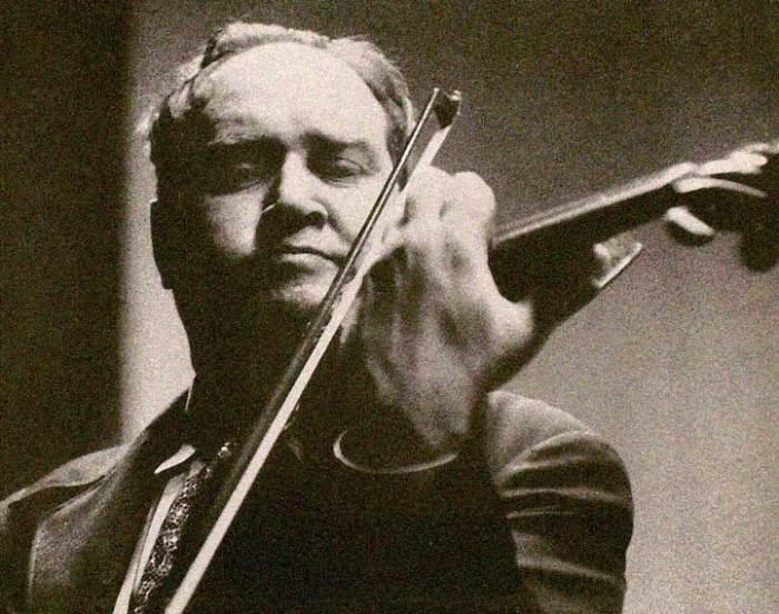 David Oistrakh - Legendary Russian Violinist.