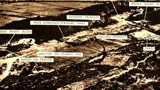 October 22, 1962 – October Mayhem. The Cuban Missile Crisis.