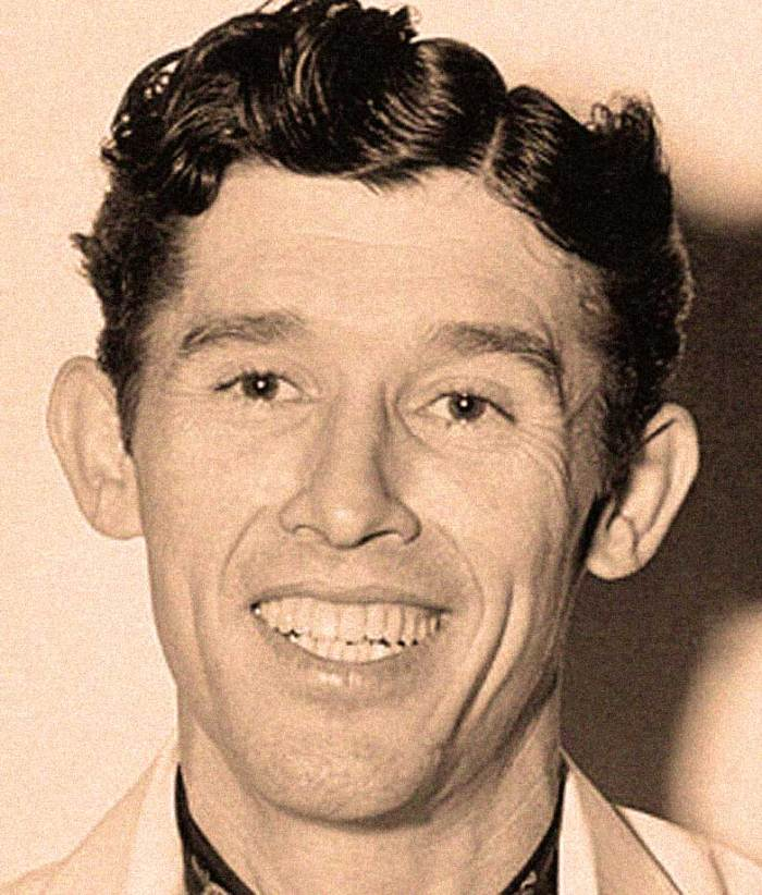 Roy Acuff - One of the cornerstones in Country music.
