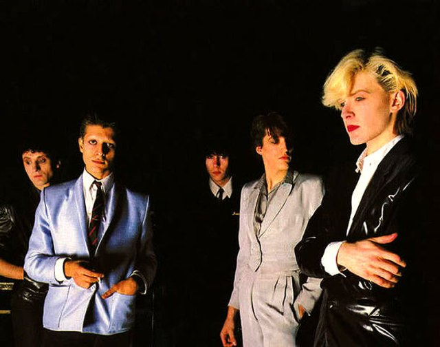 Japan - Pioneers of Synthpop and Proponents of The New Romantic movement.