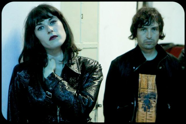 Tessie and Lauro of Intimate Stranger - What happens when Chile and Bosnia get together.