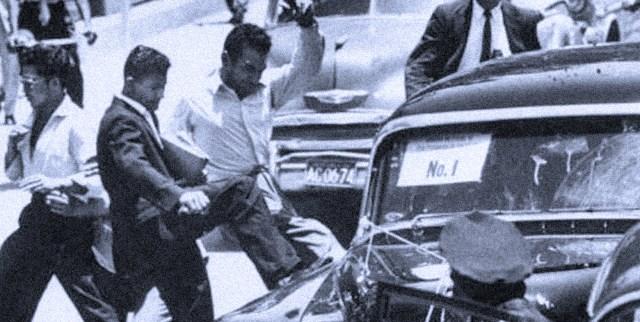 Crisis: 1958 VP Nixon In South America