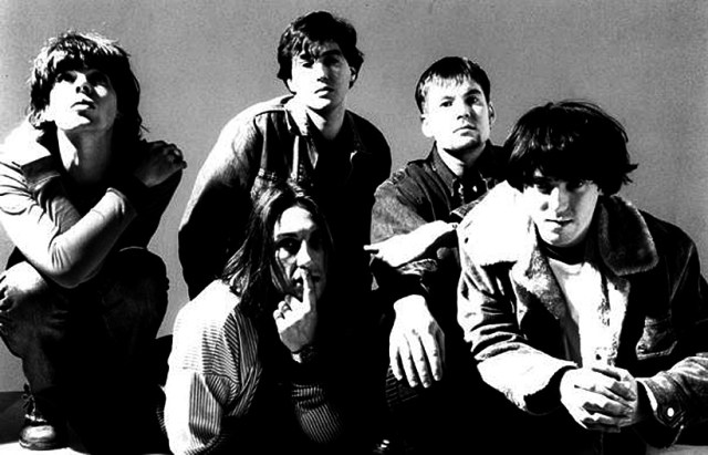 The Charlatans - the band that renewed my faith in the 90s.