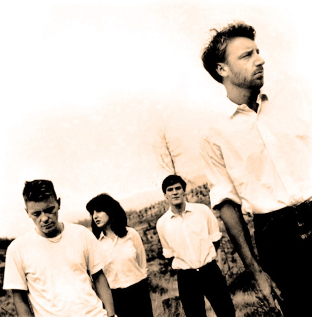 New Order - picking up where they left off.