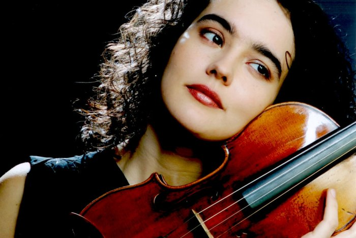 Alena Baeva - Performing magic on the 2nd Violin Concerto of Shostakovich.