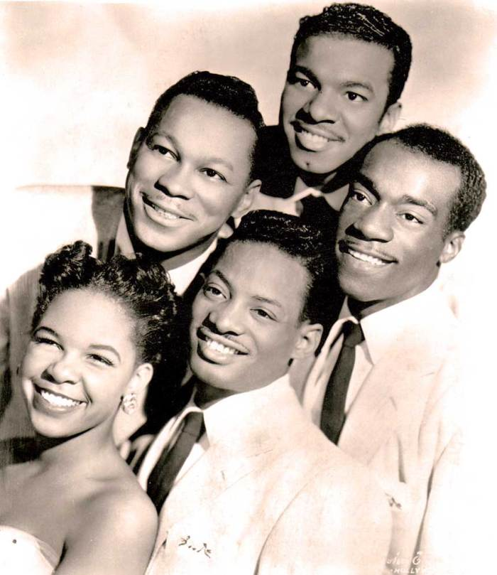 The Platters - first known Supergroup.