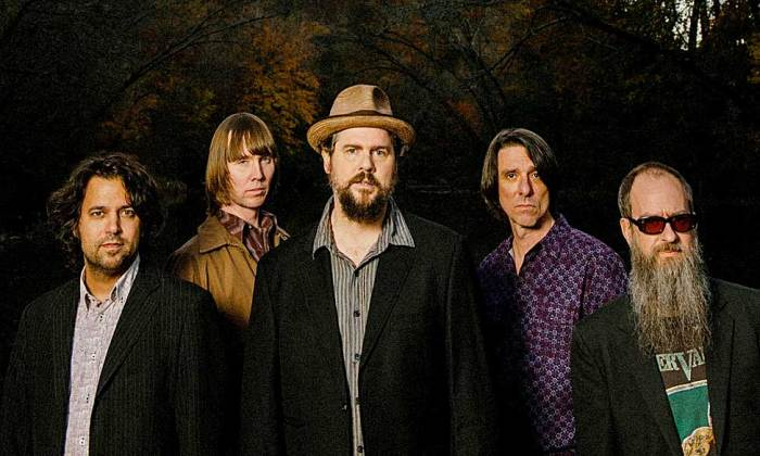 Drive-By Truckers - a dose of down-home in Barcelona.