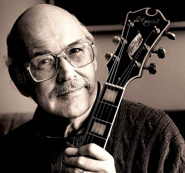 Jim Hall - taking Mellow on a trip to new neighborhoods
