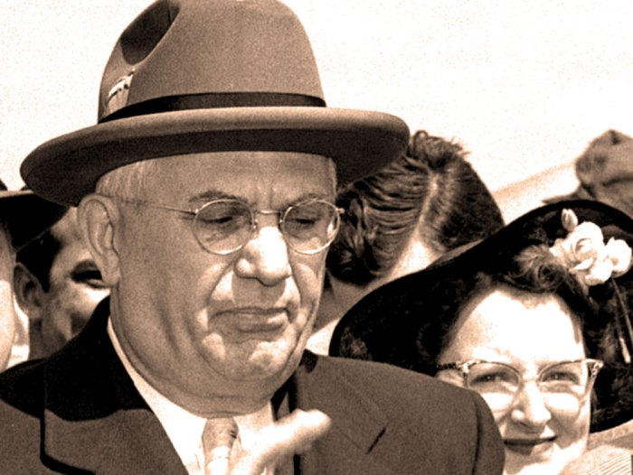 Hoover Commission's Homer Ferguson - Commies everywhere.