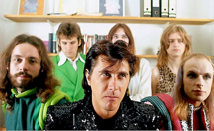 Roxy Music - often imitated but never duplicated.
