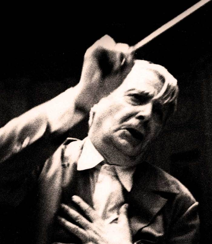 Charles Munch rehearses the second half of Tchaikovsky's Pathetique.