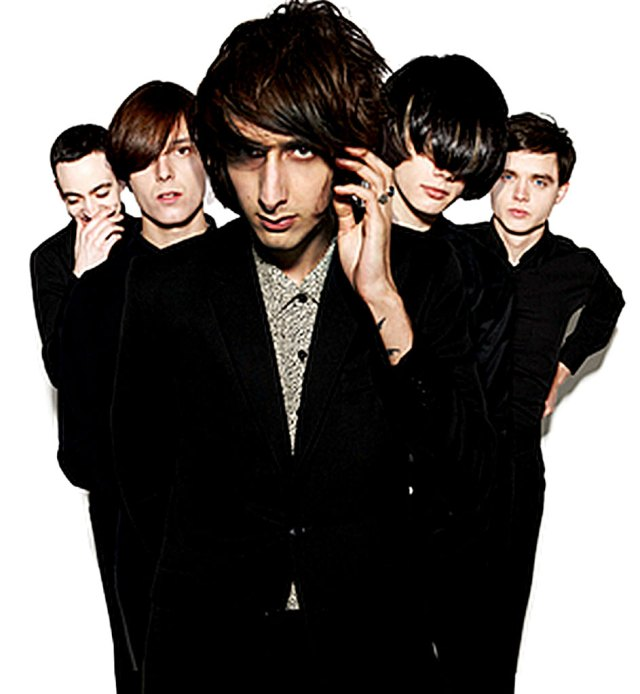 The Horrors - Indie with a Shoegaze ethic.