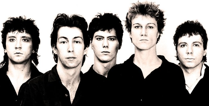Ultravox in 1979 - last tour before John Foxx leaves and Ultravox gets different.