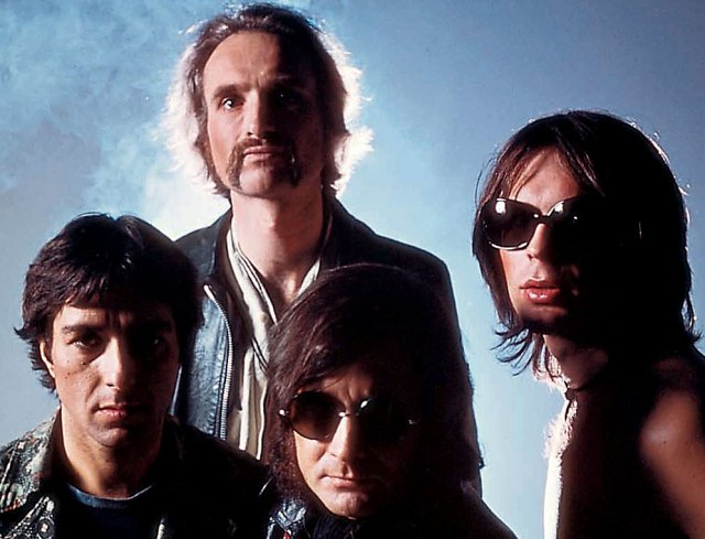 Can - arguably, one of the most influential of the Progressive bands to come out of Europe.