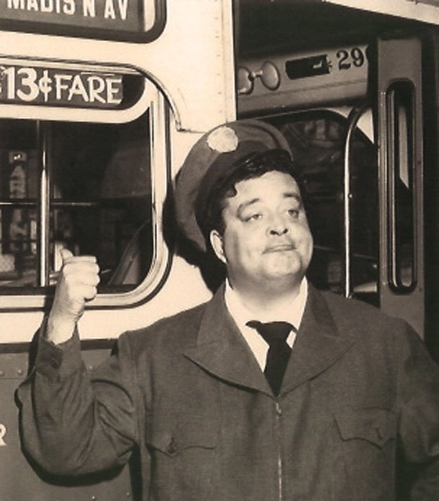 Jackie Gleason - Practically defined early Television.