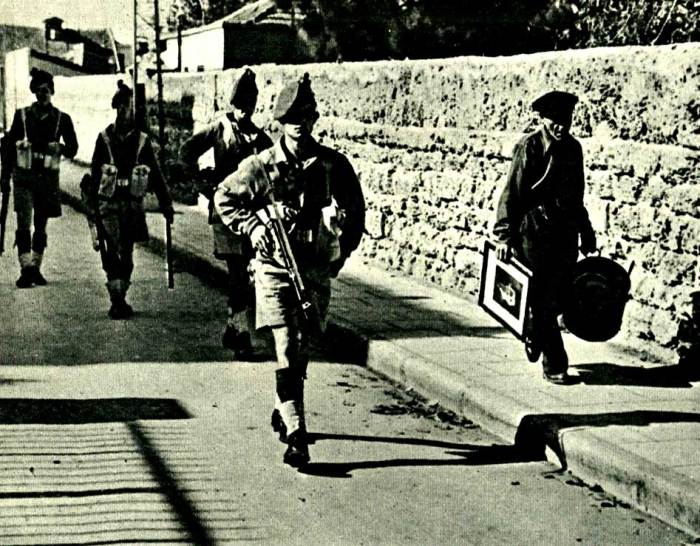 There was a movement afoot to get the U.S. up-close-and-personal on the Palestinian question in 1948.