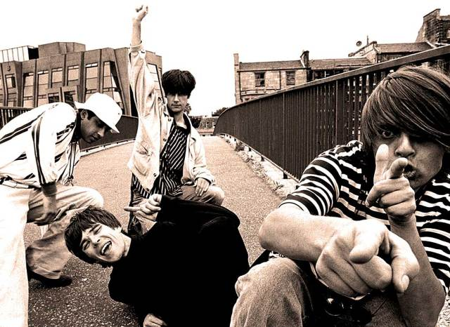 Stone Roses  - Madchester in full bloom.