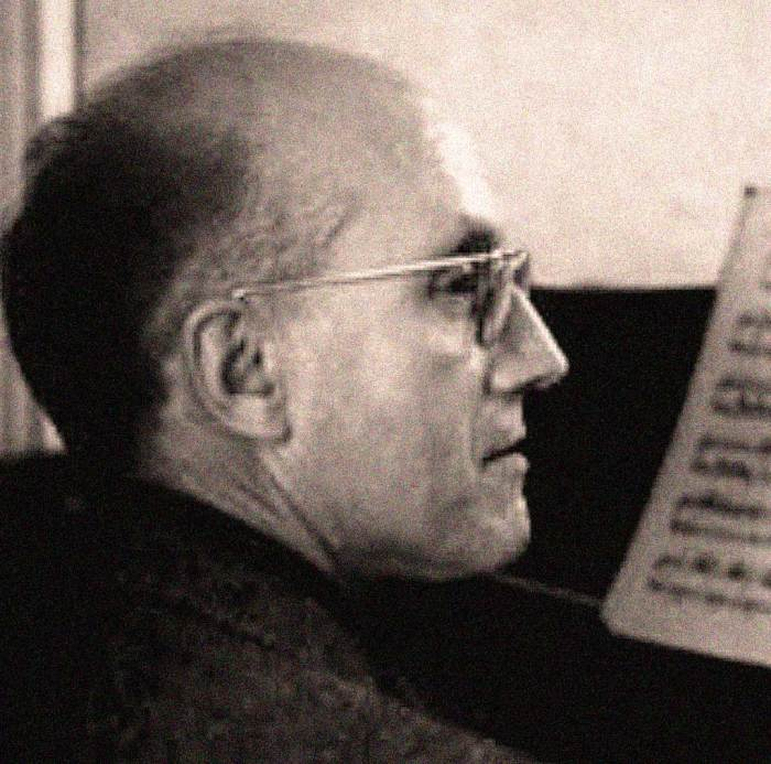 Overlooked composer of the 20th century who went from Atonal to Political.