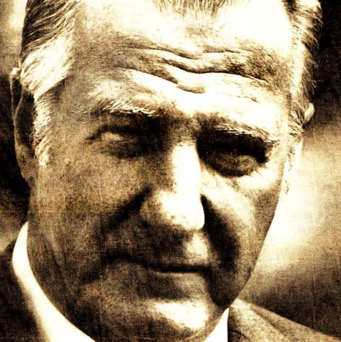 Spiro Agnew - Now it was the Veep's turn to be under fire.