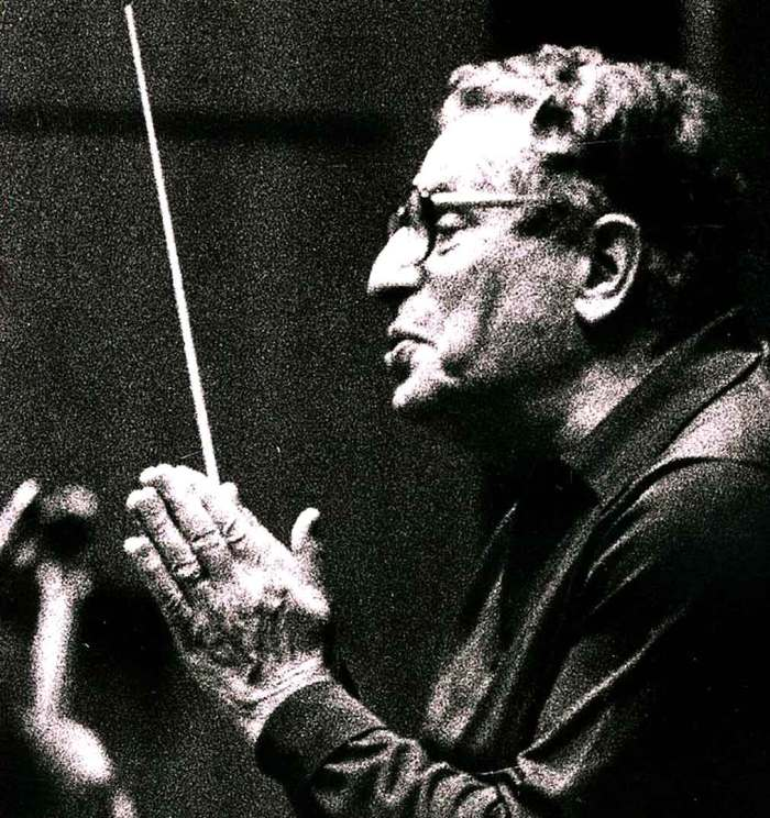 Kurt Sanderling - Often referred to as one of the Greatest Conductors of the 20th Century.