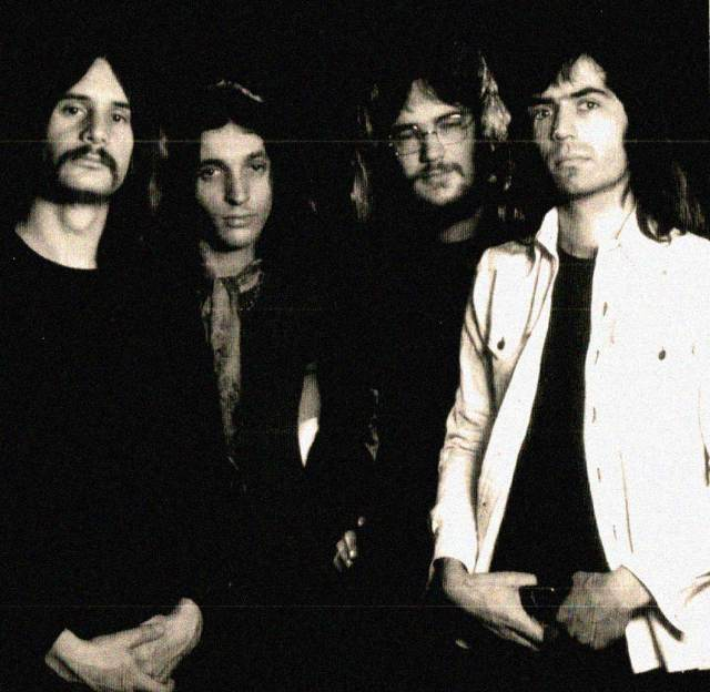 Bonfire - Dutch Prog band mysteriously dissolved after one album.